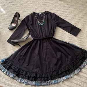 Fabulous Vintage 50's style Pin-up Dress